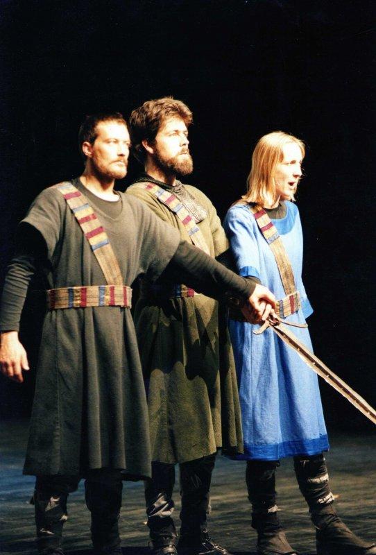Macbeth - European Tour 2000-1